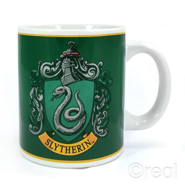 New Harry Potter Gryffindor Or Slytherin Crest Mugs Coffee Cup Hogwarts Official