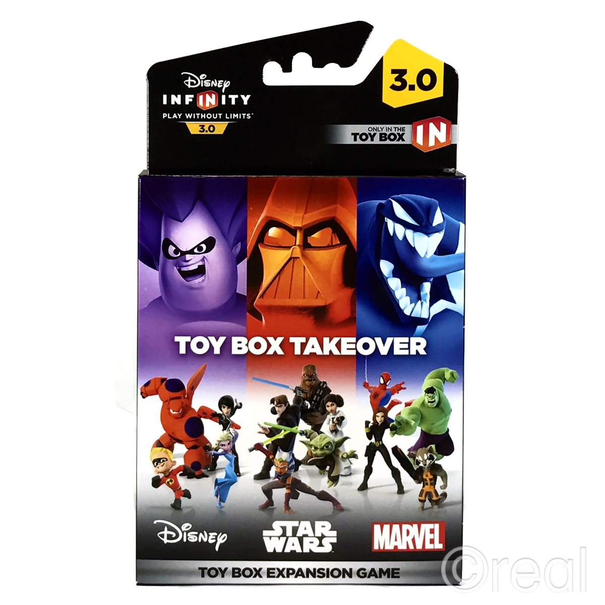 New-Disney-Infinity-3-0-Toy-Box-Takeover-Or-Speedway-Expansion-Game-Official