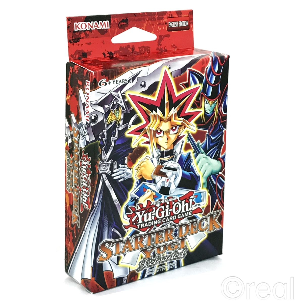 Yu-Gi-Oh! Kaiba/Yugi Starter Deck Reloaded 50 Karten-spiel