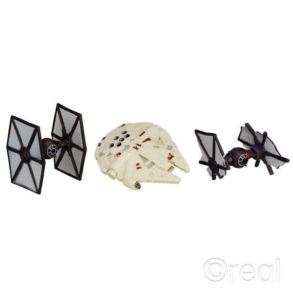 New Star Wars Force Awakens Micro Machines Figures 3 Packs