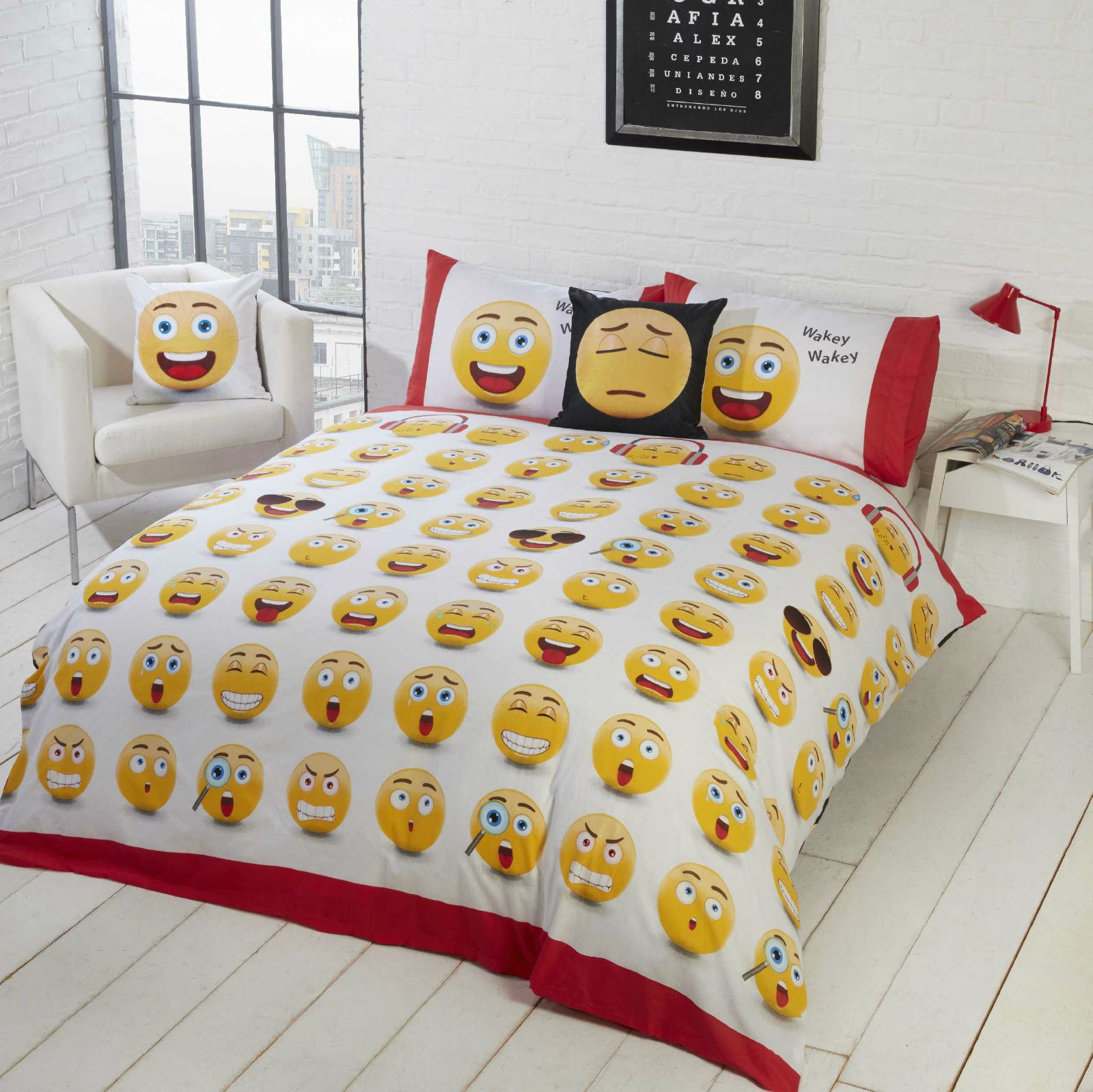 Girls Single Bedding Age 3 To 13 Duvet Cover Fun Bright ...