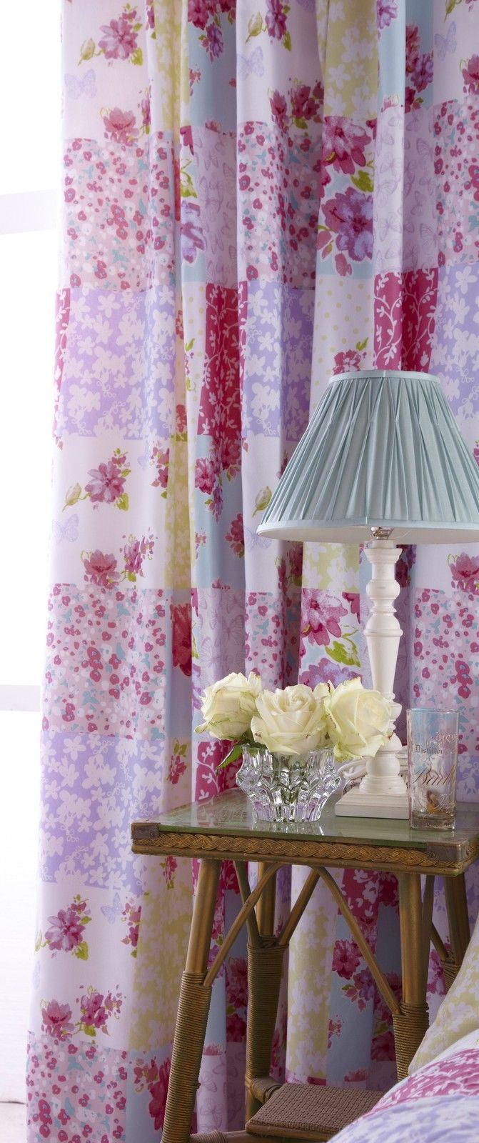 neue catherine lansfield zigeuner patchwork floral bunt. Black Bedroom Furniture Sets. Home Design Ideas