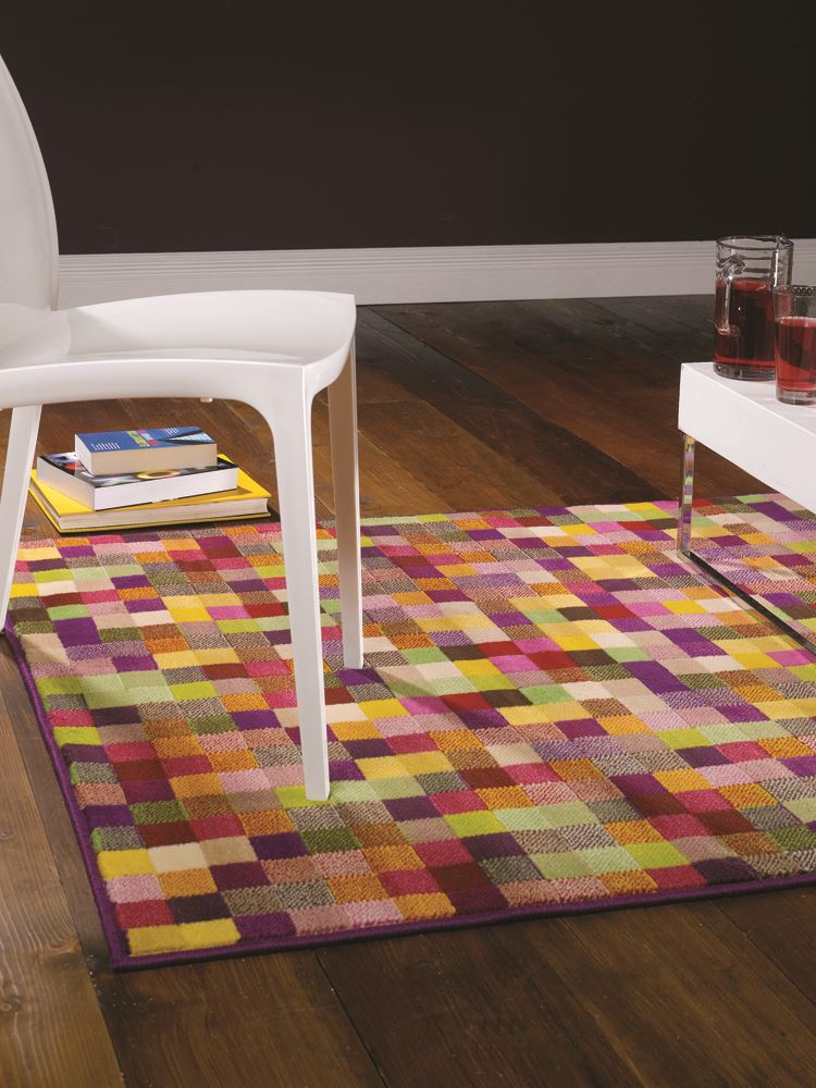 retro funky rug range by flair rugs teenager childrens bedroom floor
