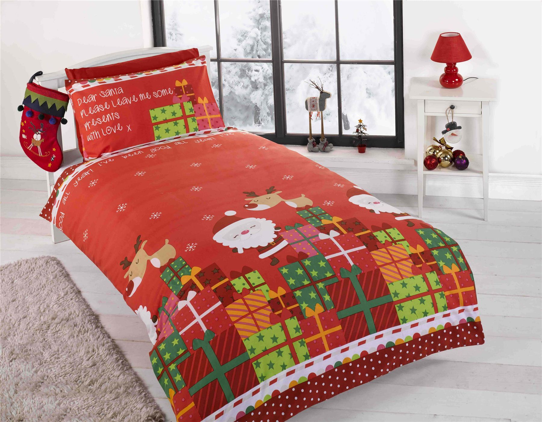 Find great deals on eBay for christmas bedding. Shop with confidence.