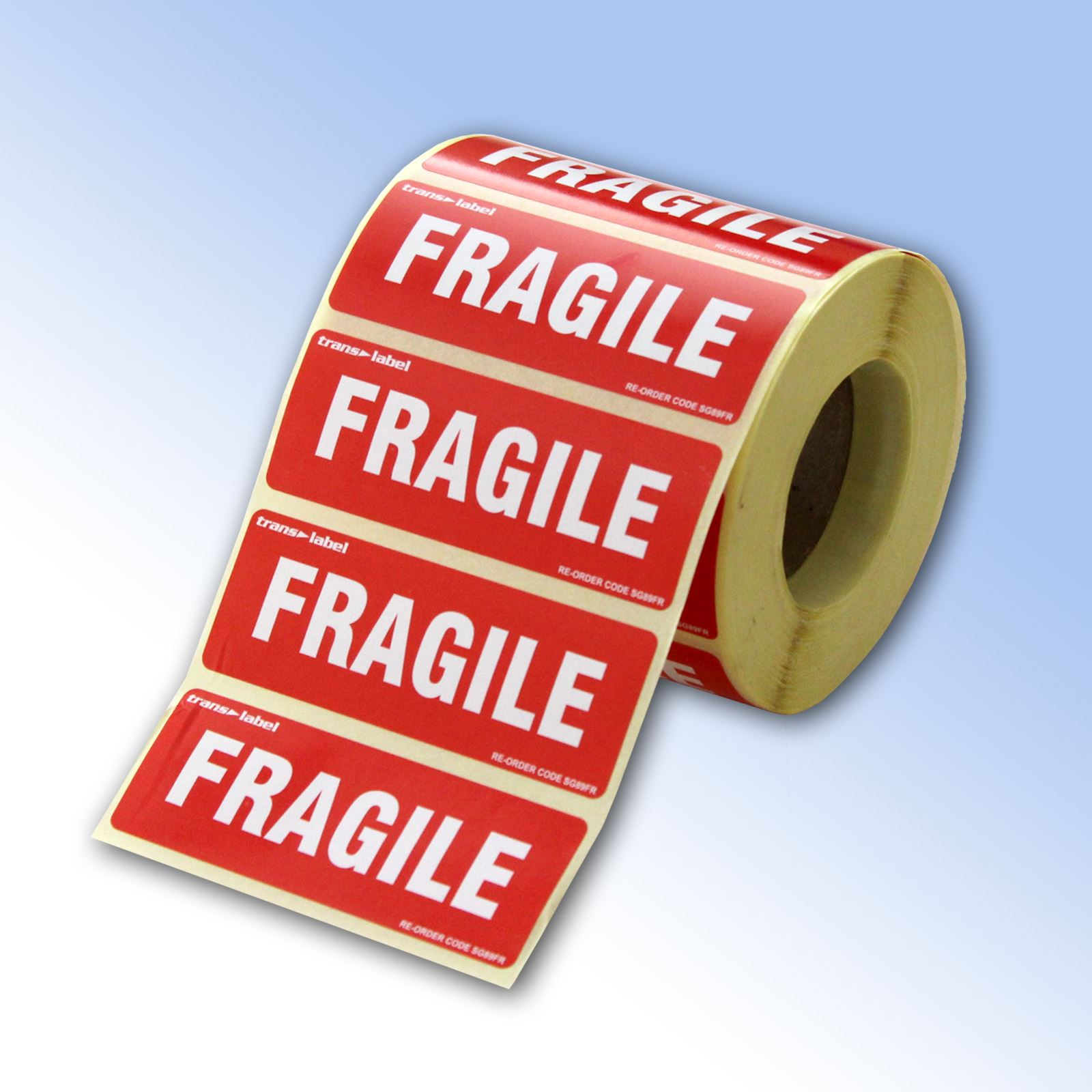 1000 Labels Roll Small Parts Warning Choking By: 1000 Fragile Warning Labels - Various Roll Quantities