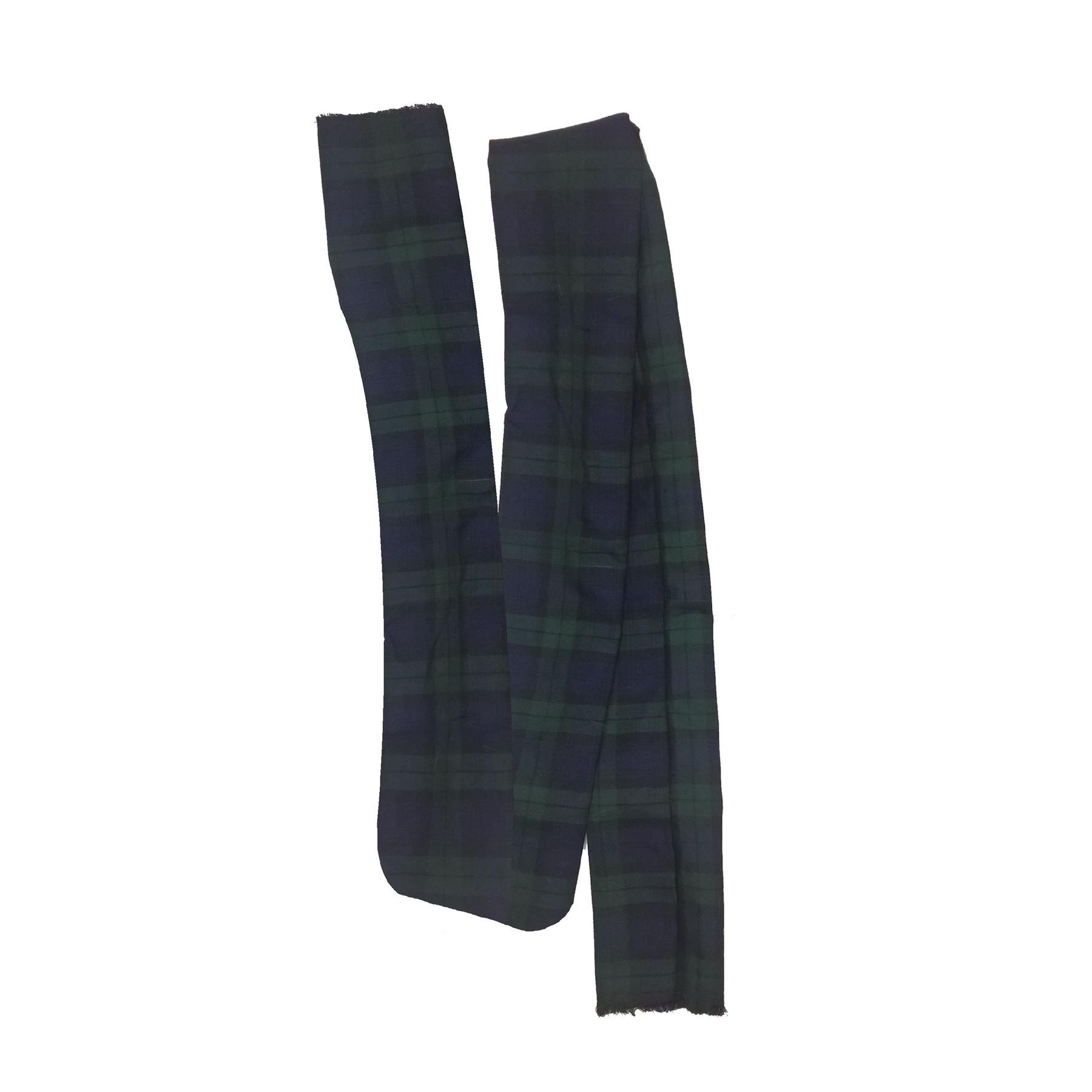 6ft-Scottish-Commonwealth-Red-Black-Blue-Tartan-Sash-Burns-Night-Fancy-Dress
