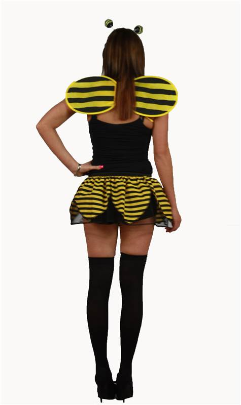 Bumblebee-Leaf-Tutu-sets-and-accessories-standard-plussize