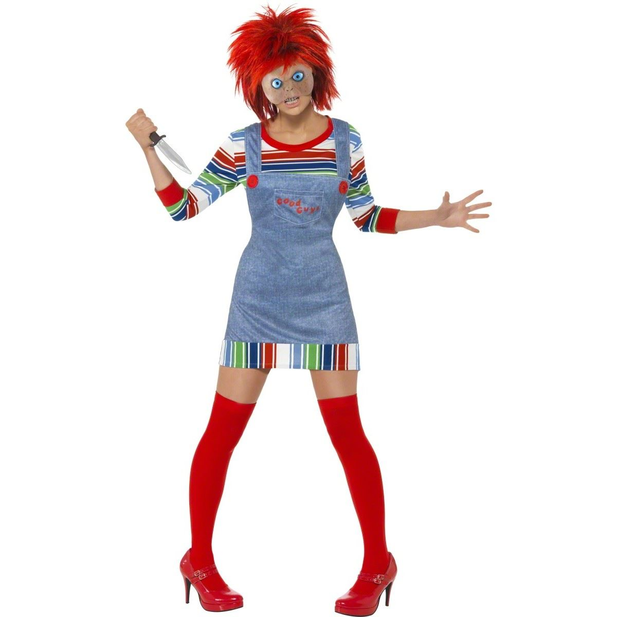 chucky doll costume - photo #3