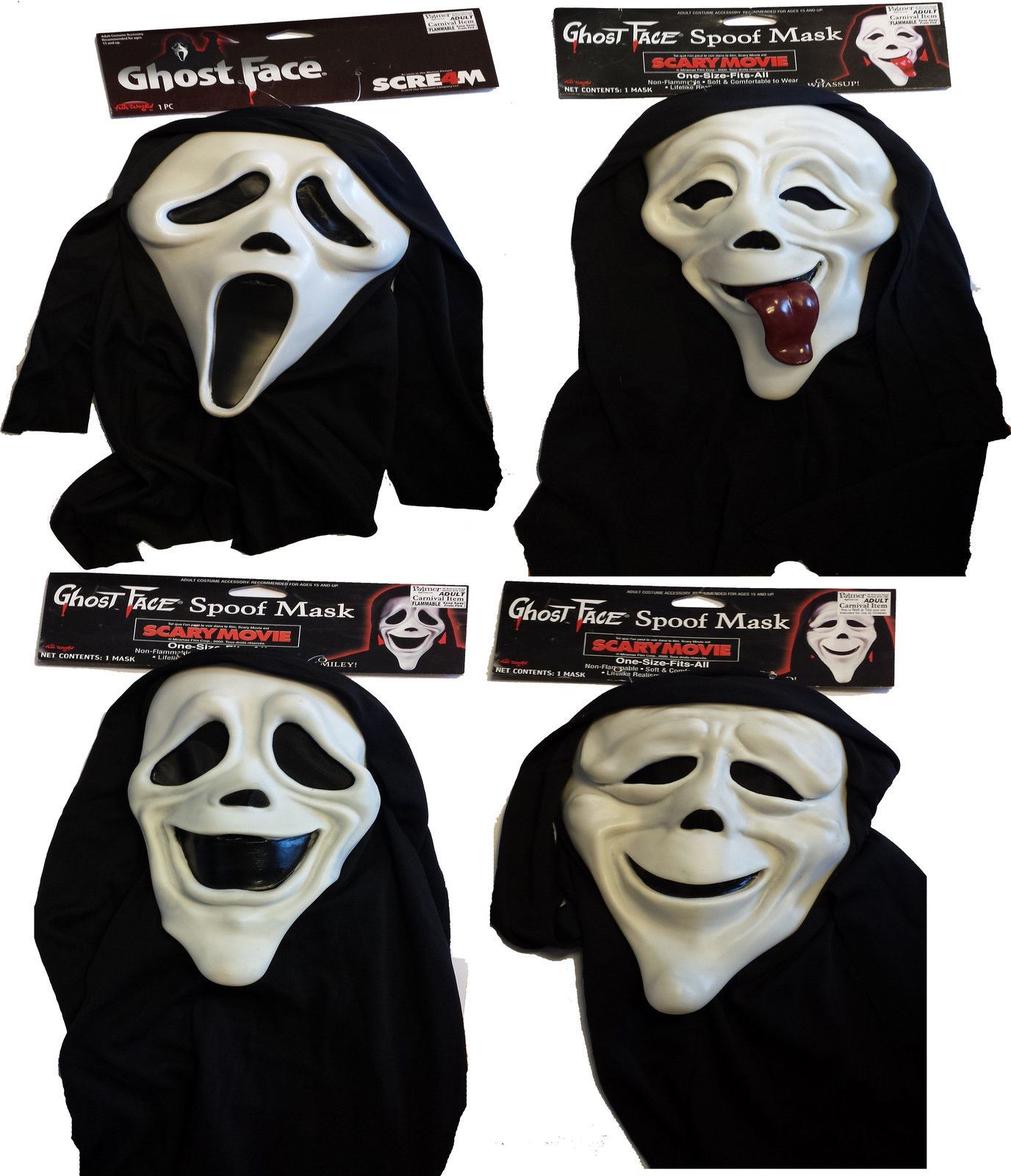 Scary Movie Mask | eBay