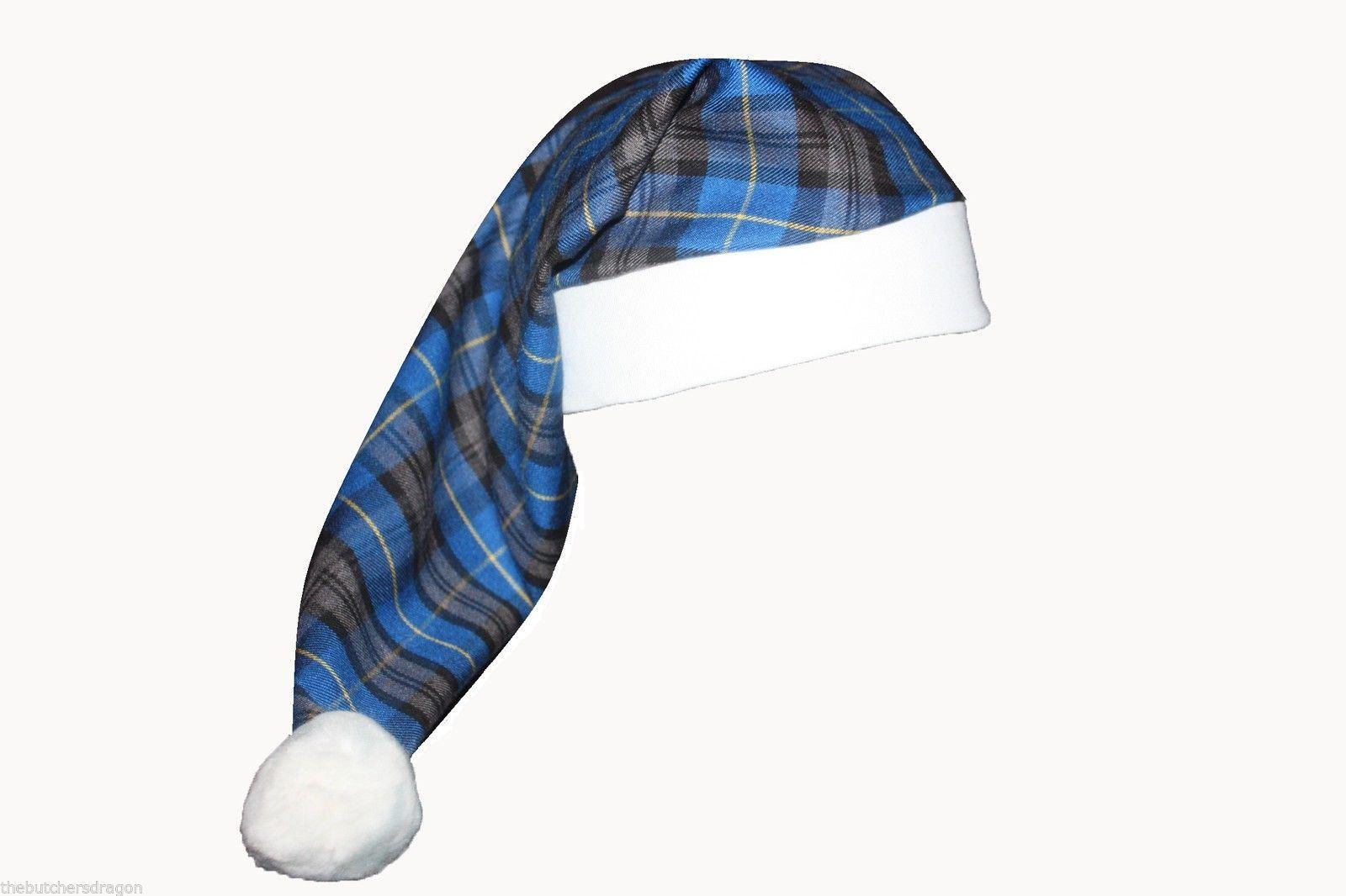 Wee-Willy-Winkie-Winky-Long-Hat-Night-Cap-Robert-Burns-Night-Fancy-Dress