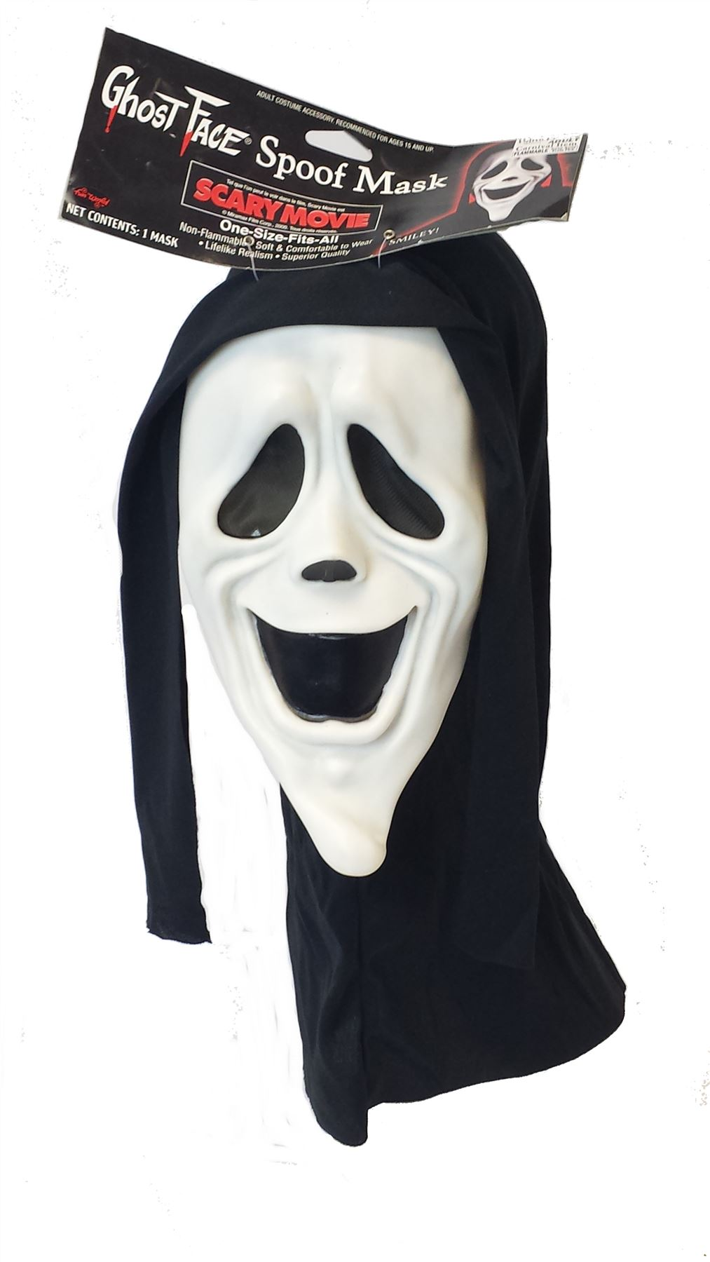 Scream Scary Movie Licenced Masks Halloween Fancy Dress | eBay