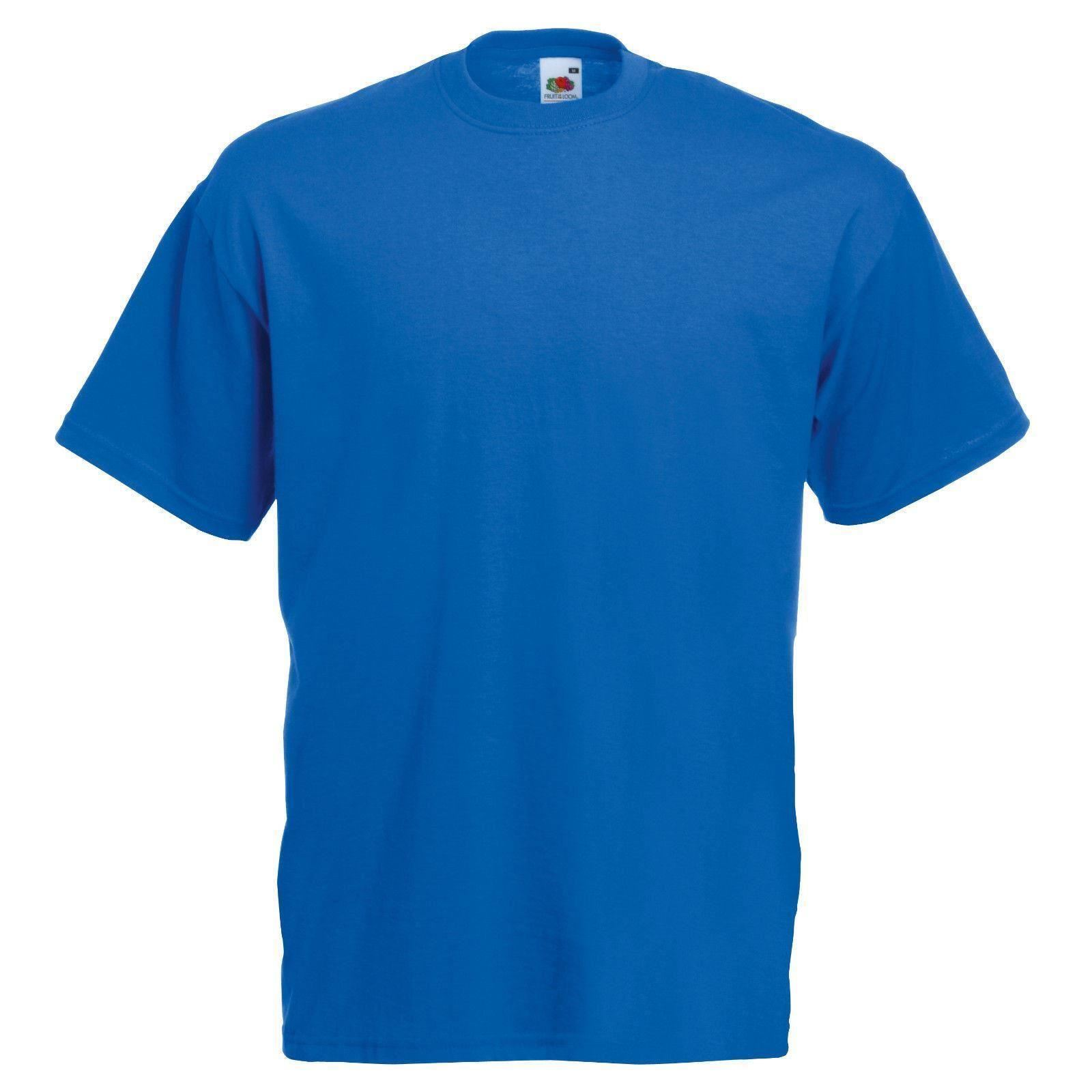 Royal blue t shirt template