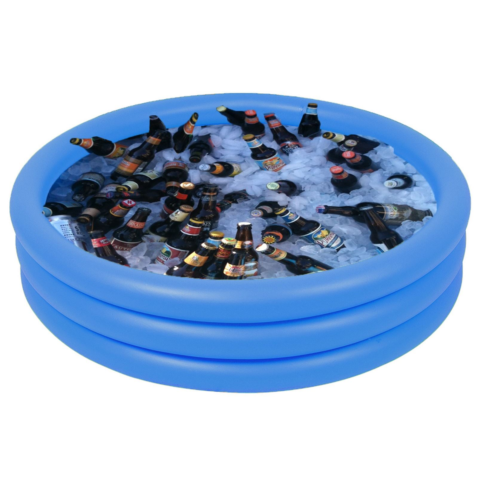 Paddling pool drinks beer cooler pool party festival for Paddling pools deals