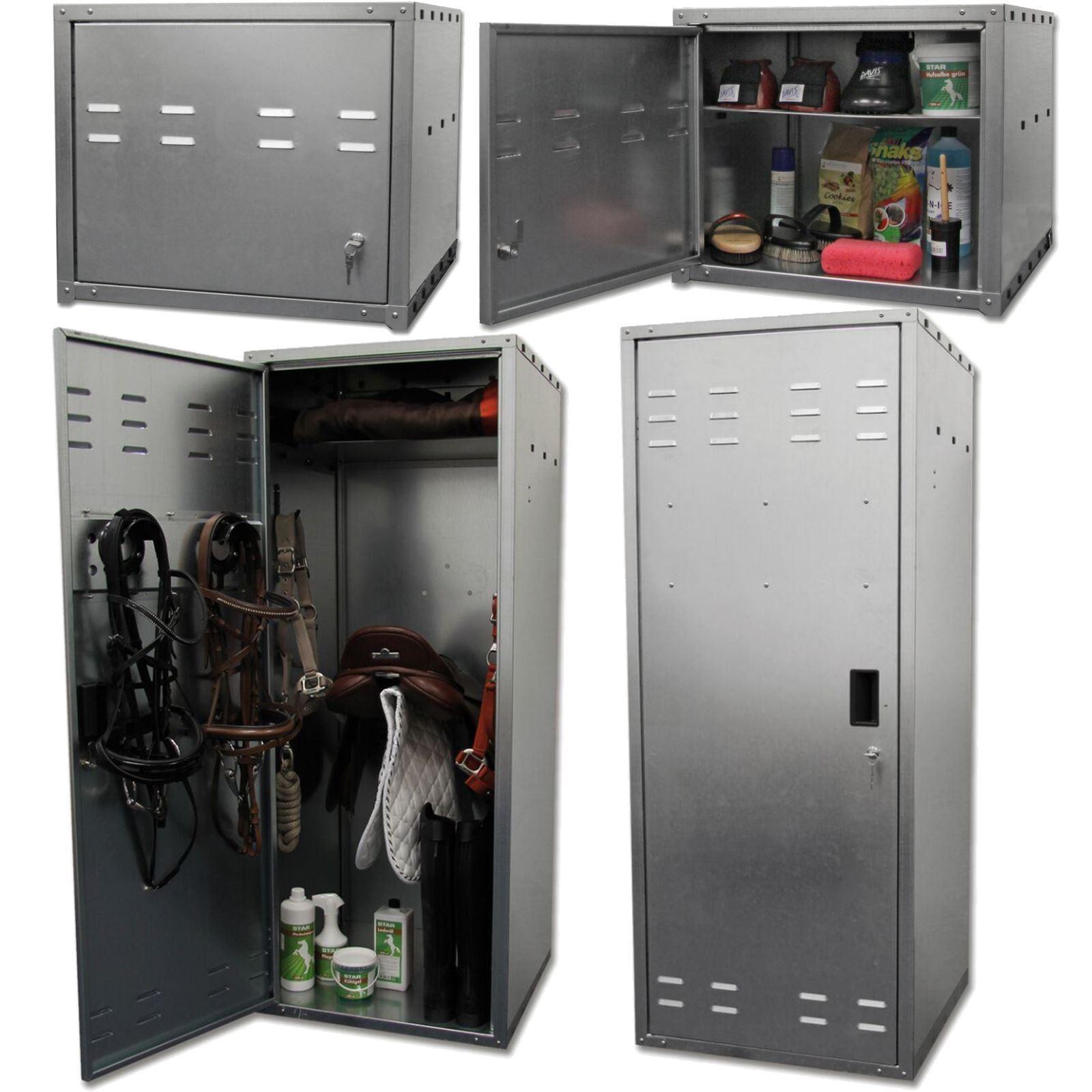 Waldhausen Riders Tack Safe Keeping Security Storage Cabinet Rug Saddle Locker