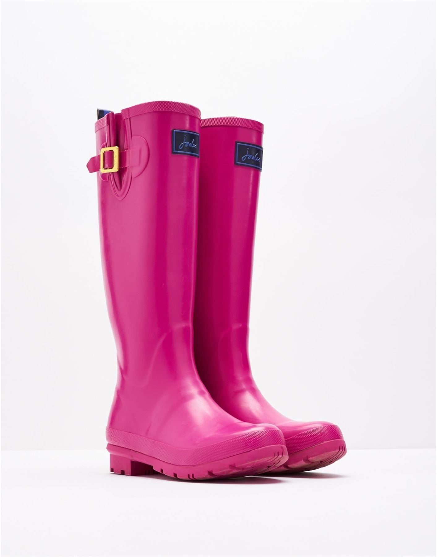 Simple Womens Joules Riding Wellies Tall Outdoor Yard Dog Walking Wellys Boots Size 3-8 | EBay