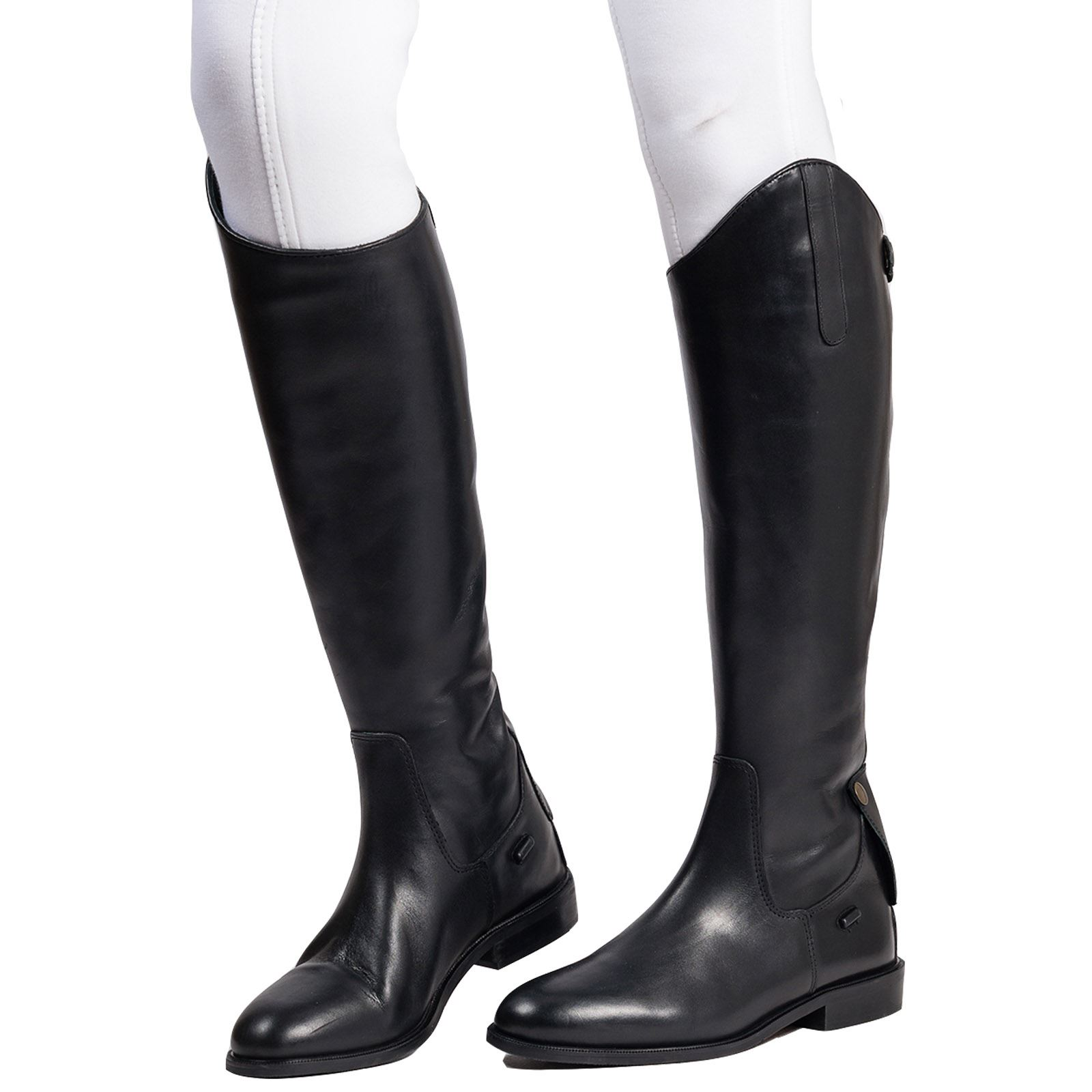 Womens Horse Show Jumping Competition Dress/Field Leather Tall ...