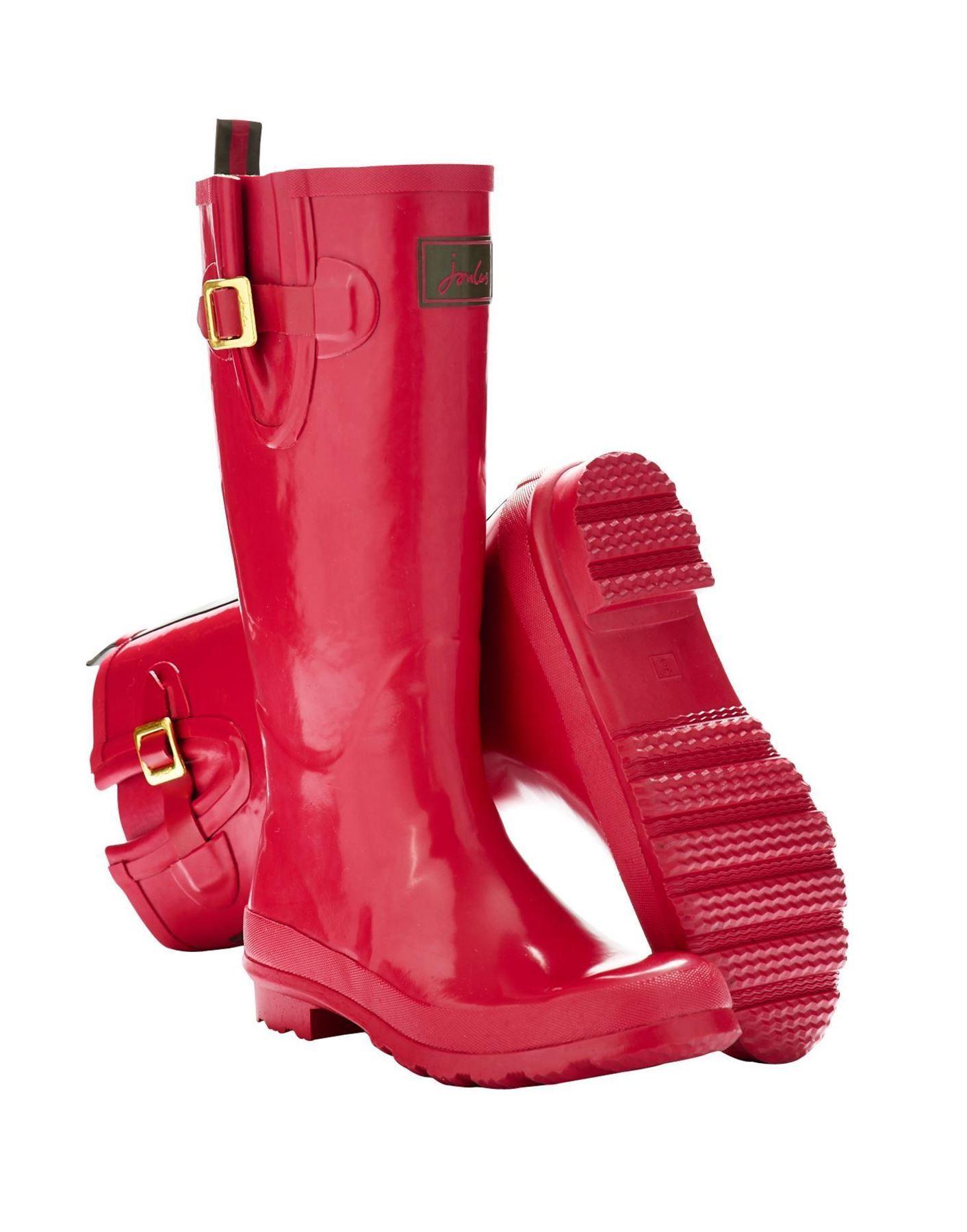 Joules Field New Womens Waterproof Fashion Rain Festival ...
