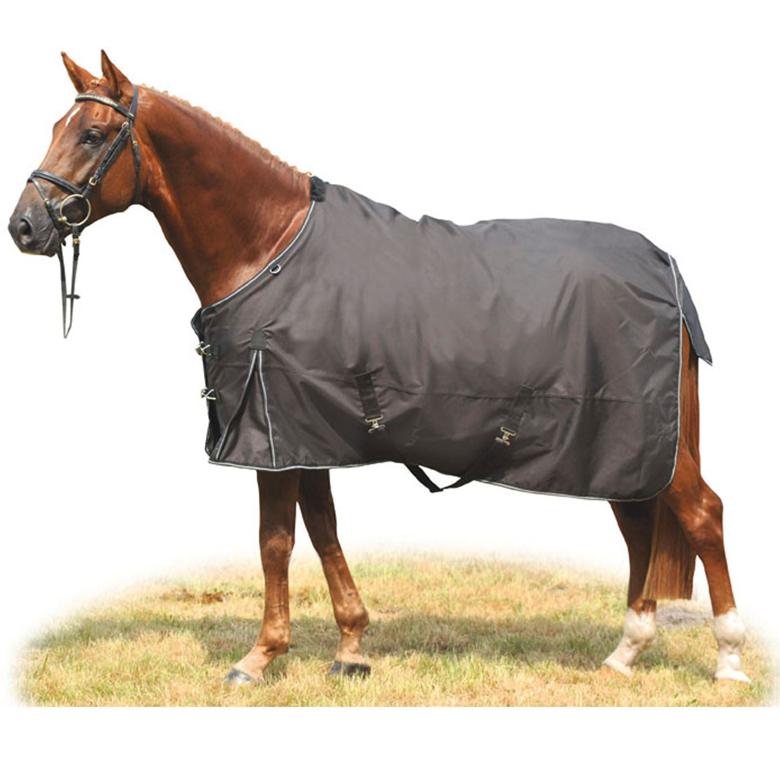 how to make a horse turnout blanket
