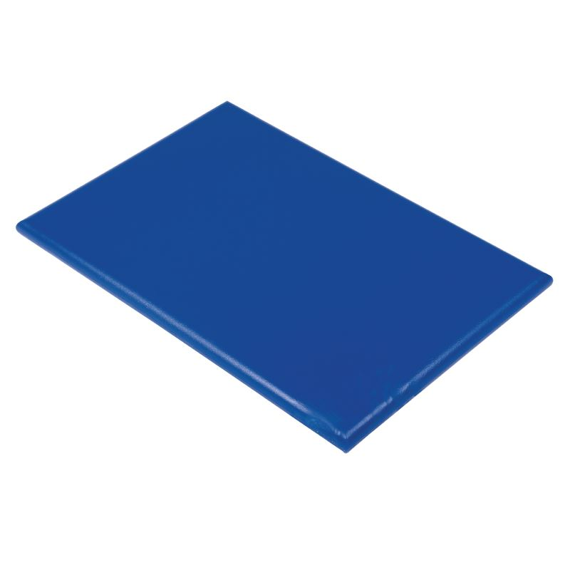 1 2 Density Board ~ Hygiplas extra large blue high density chopping board