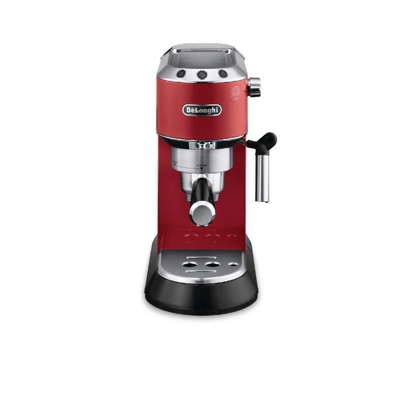 Delonghi Coffee Maker Warranty : Delonghi Dedica Pump Espresso And Coffee Maker Stylich Machine 1.45Kw