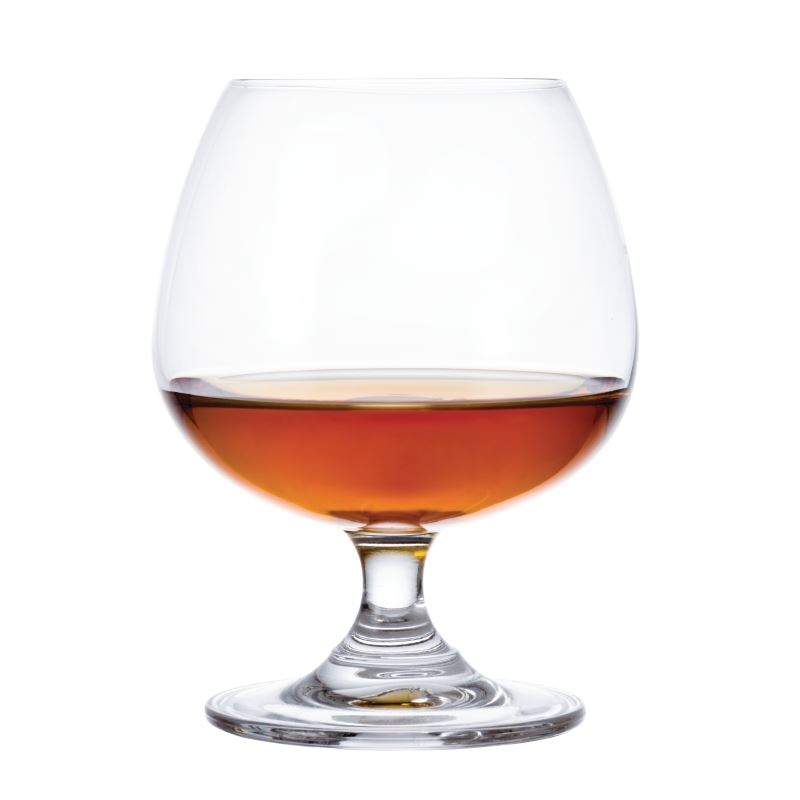 6x olympia bar collection brandy glasses 400ml cocktail
