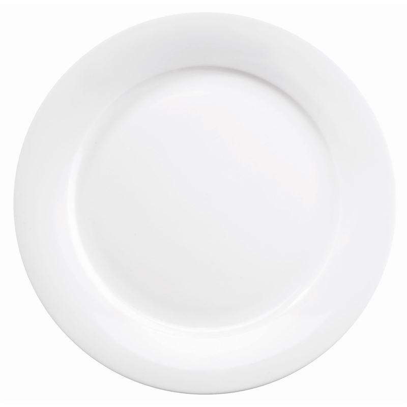 6x churchill art de cuisine menu mid rimmed service plates for Art de cuisine churchill