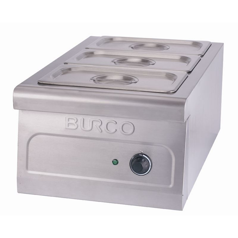 Table Top Electric Food Warmers ~ Burco table top bain marie mm catering electric