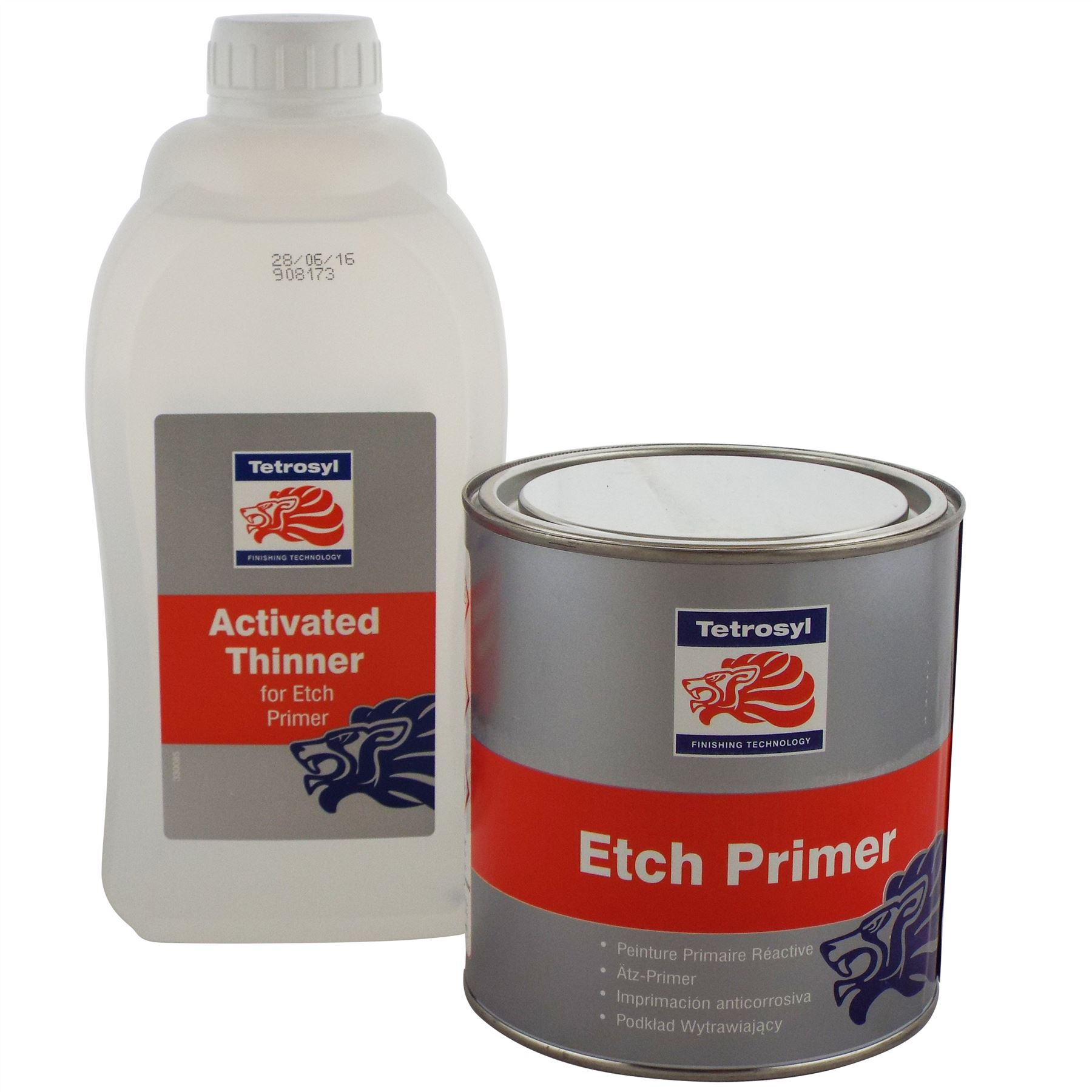 how to use etch primer