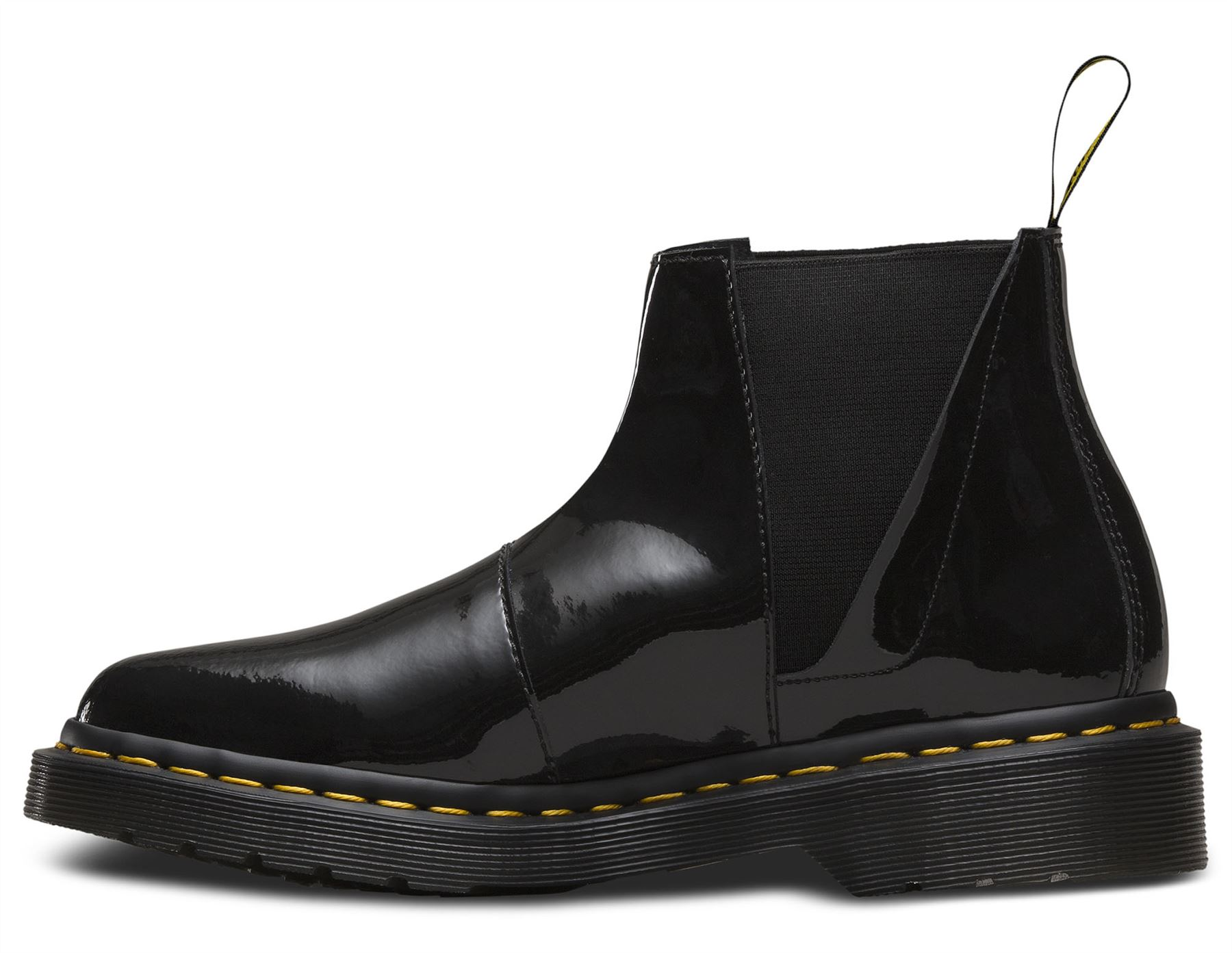 Dr Martens Ladies Bianca Low Shaft Zip Premium Leather ...