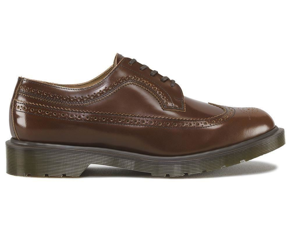 Boanil Brush Brogue Leather Shoes