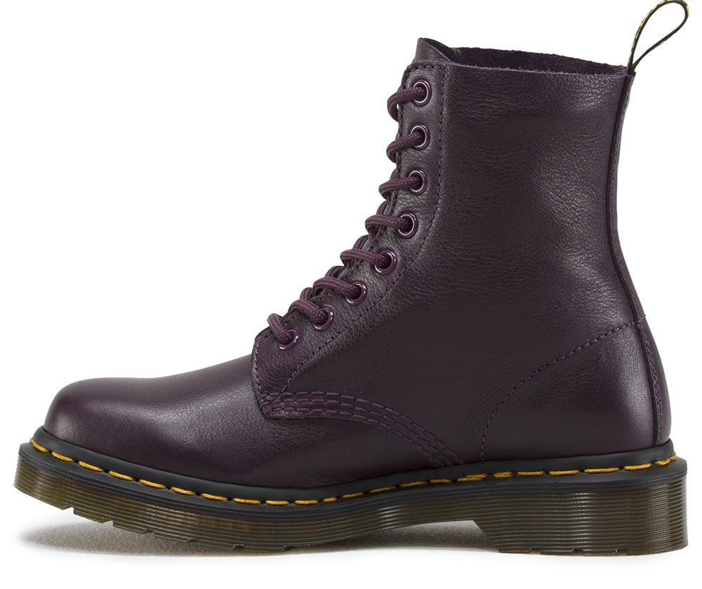 doc dr martens pascal virginia soft nappa leather 8