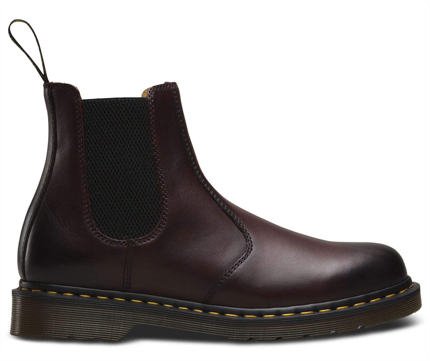 dr martens 2976 chelsea dealer boots temperley antique leather new aw16 ebay. Black Bedroom Furniture Sets. Home Design Ideas