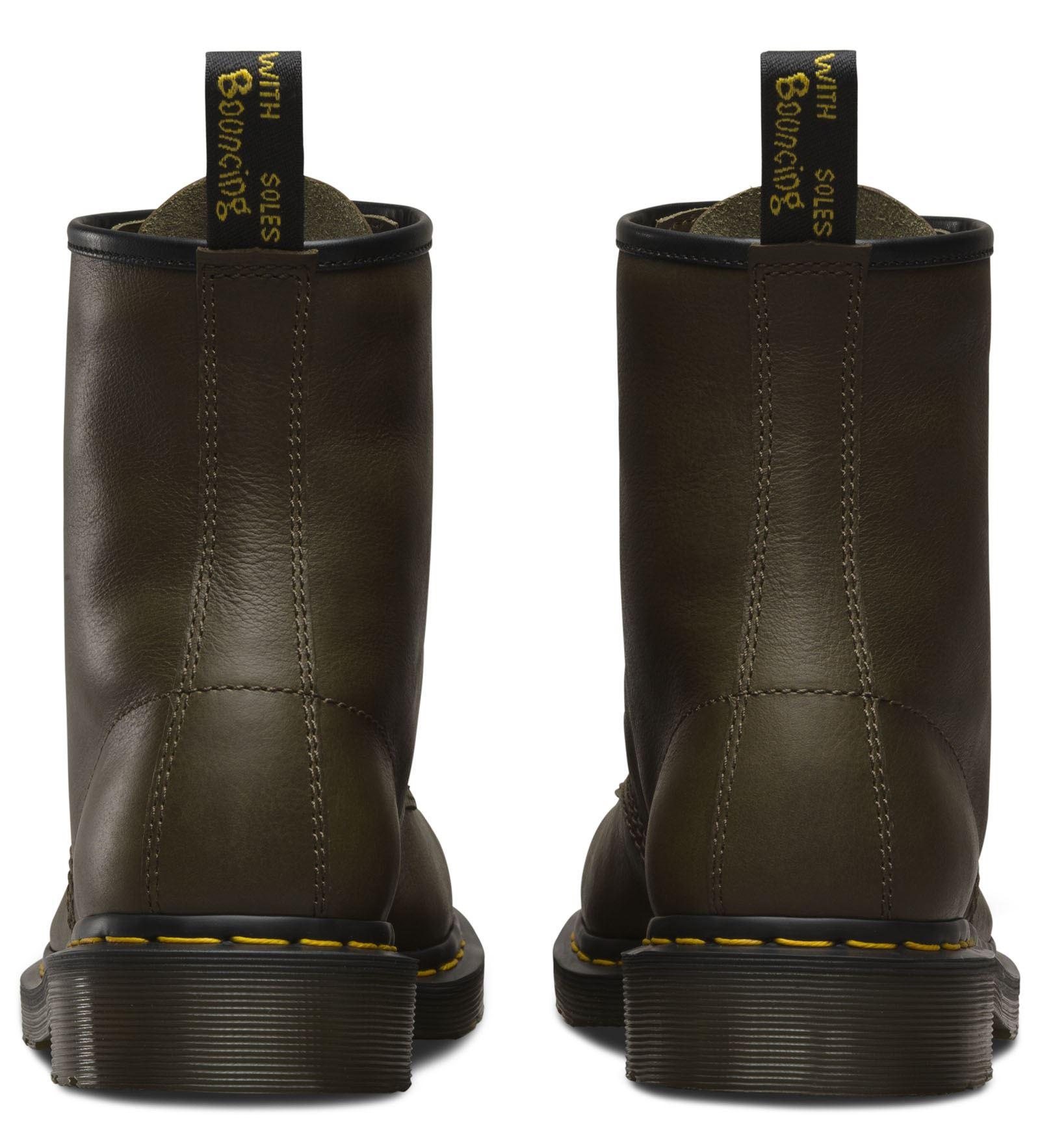 Dr Martens 1460 Carpathian Oily Textured Premium Leather ...