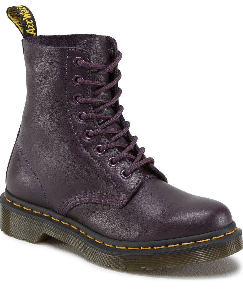 doc dr martens ladies pascal virginia soft nappa leather 8 up ankle boots ebay