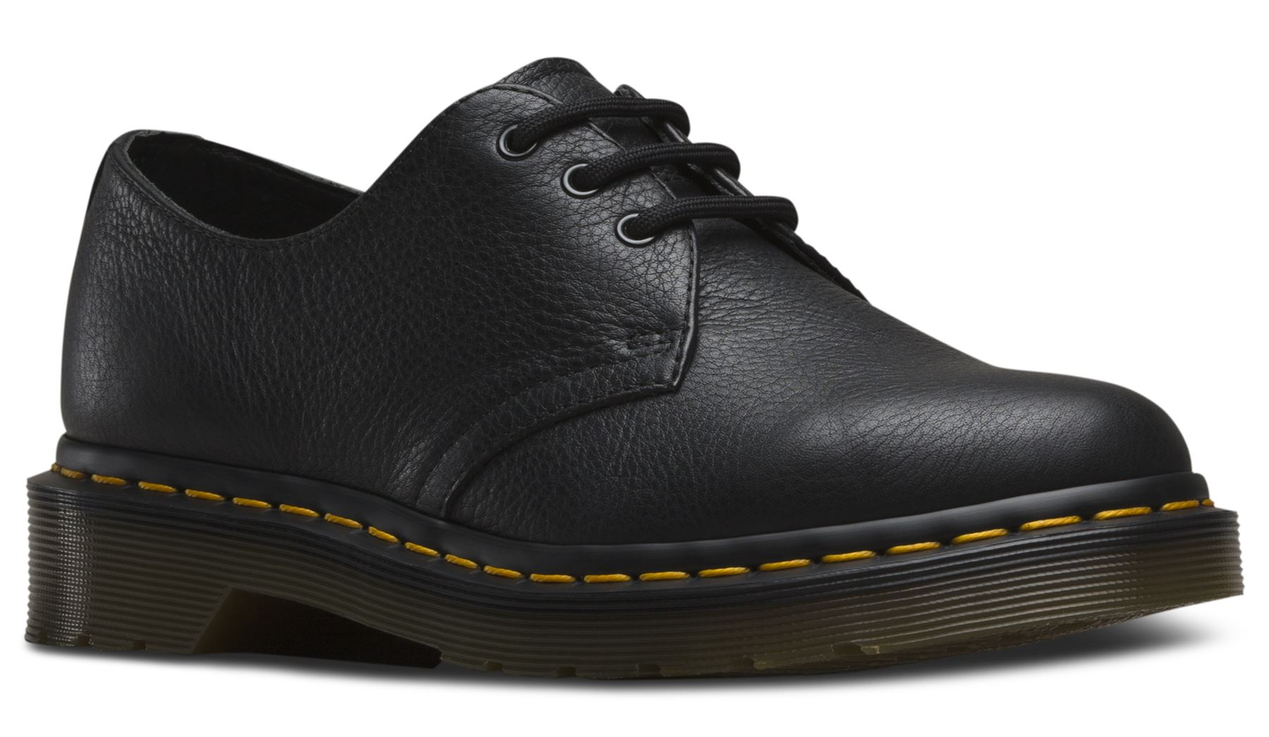 dr martens ladies 1461 virginia soft nappa leather 3 eye shoes ebay. Black Bedroom Furniture Sets. Home Design Ideas