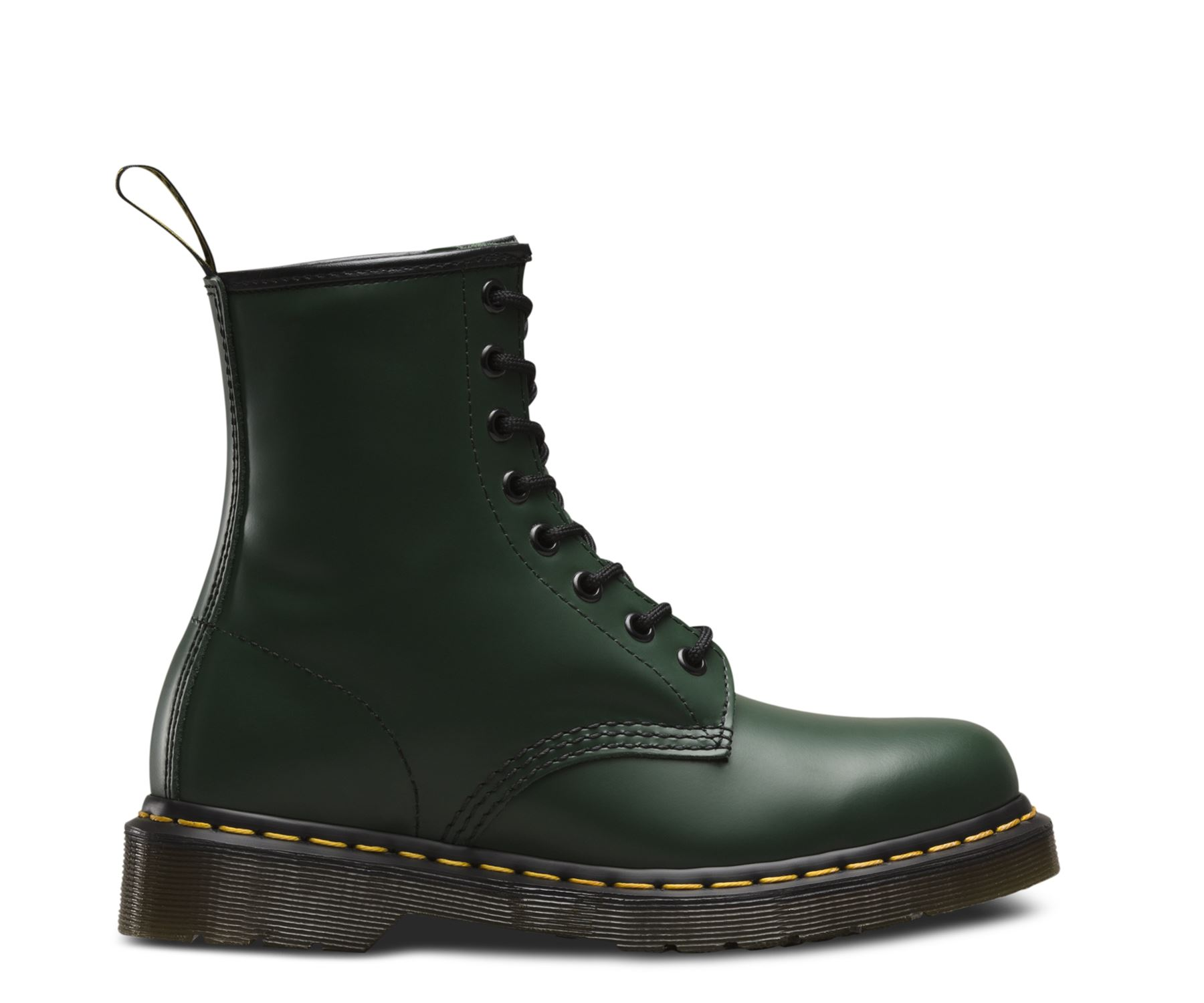 dr martens unisex 1460 classic 8 up smooth leather ankle doc dmc boots ebay. Black Bedroom Furniture Sets. Home Design Ideas