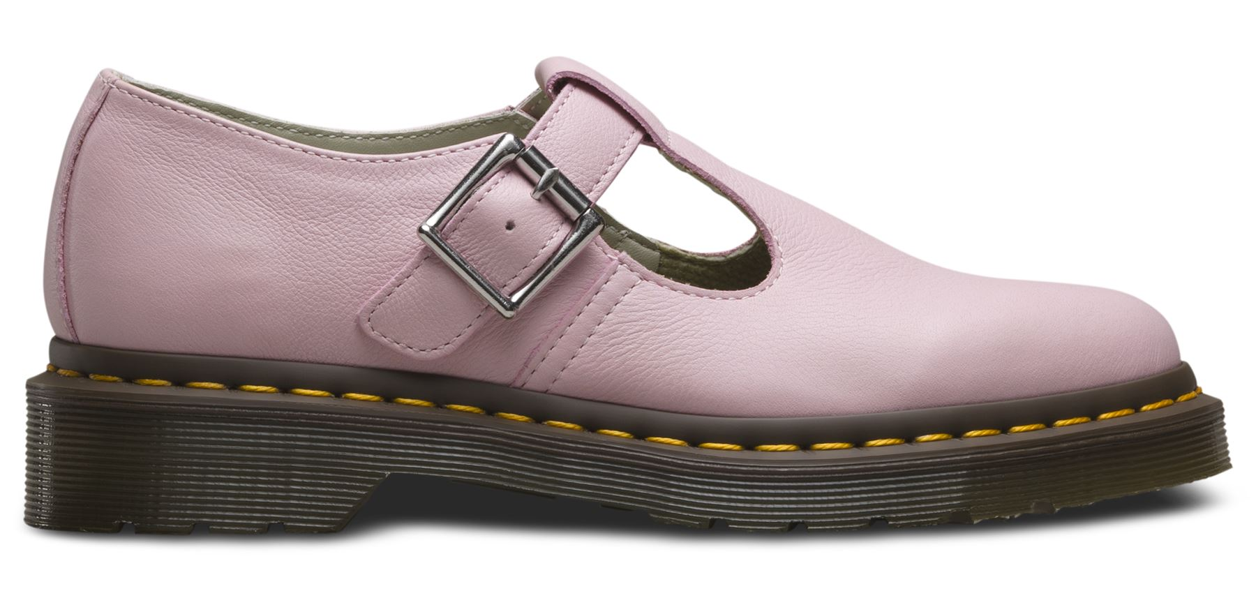 dr martens ladies polley t bar soft virginia nappa leather shoes ebay. Black Bedroom Furniture Sets. Home Design Ideas