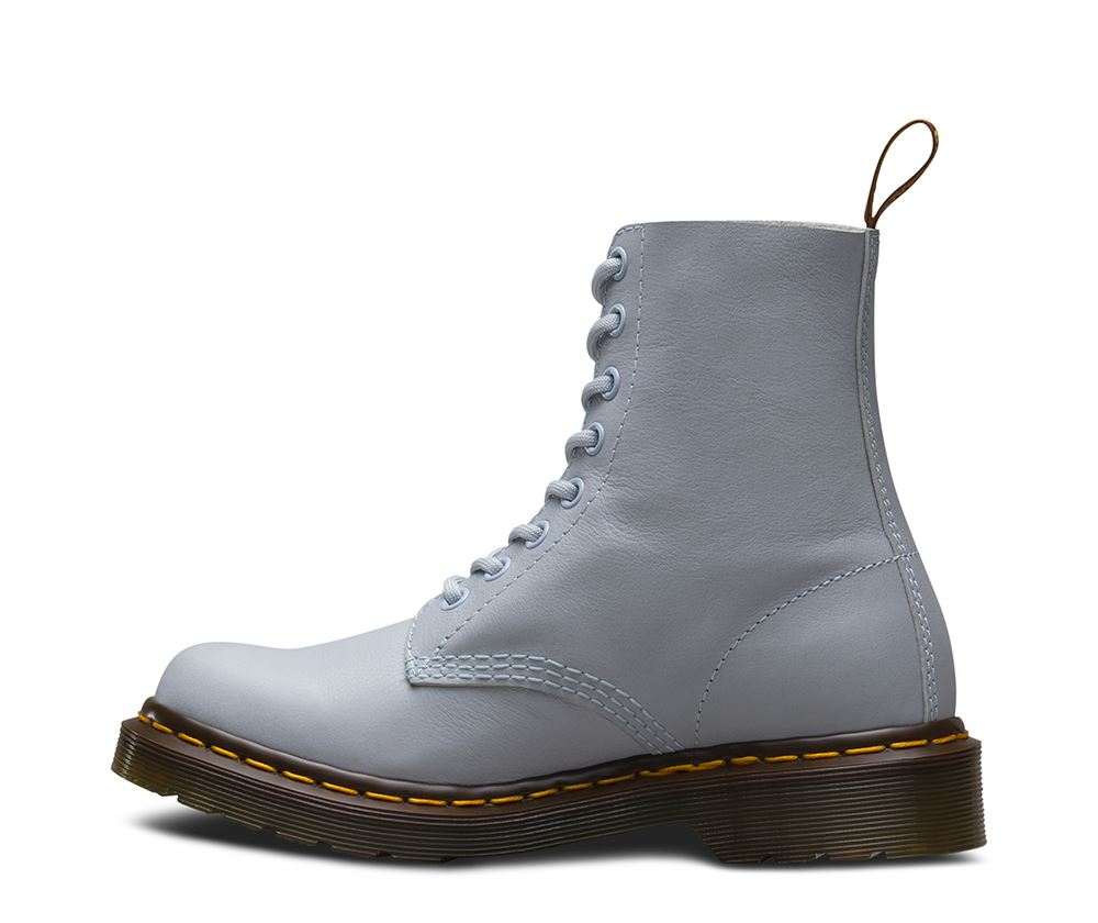 dr martens pascal virginia soft nappa leather 8 eye