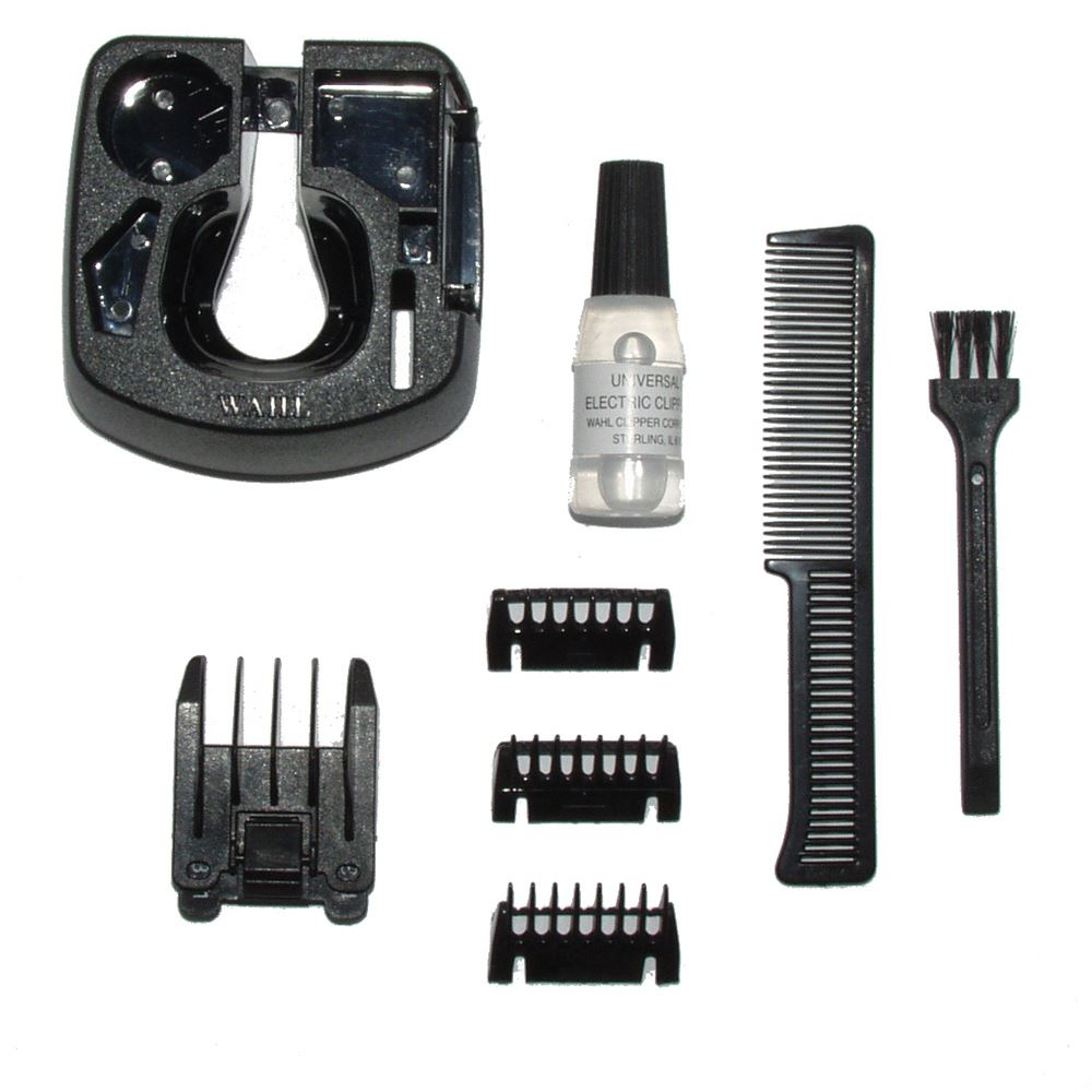 wahl men 39 s electric rechargeable beard hair clipper trimmer shaver new 5037127004418 ebay. Black Bedroom Furniture Sets. Home Design Ideas