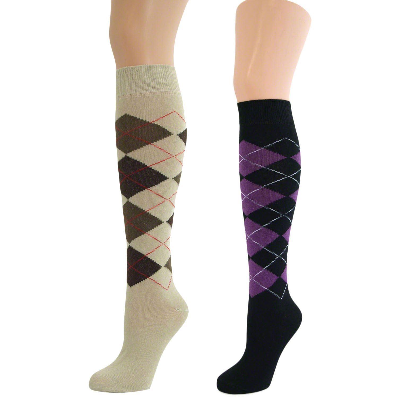A comfy pack of knee socks she'll love!