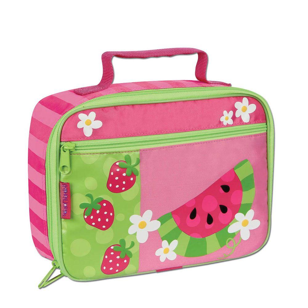 stephen joseph children kids portable insulated lunch carry picnic bag new ebay. Black Bedroom Furniture Sets. Home Design Ideas