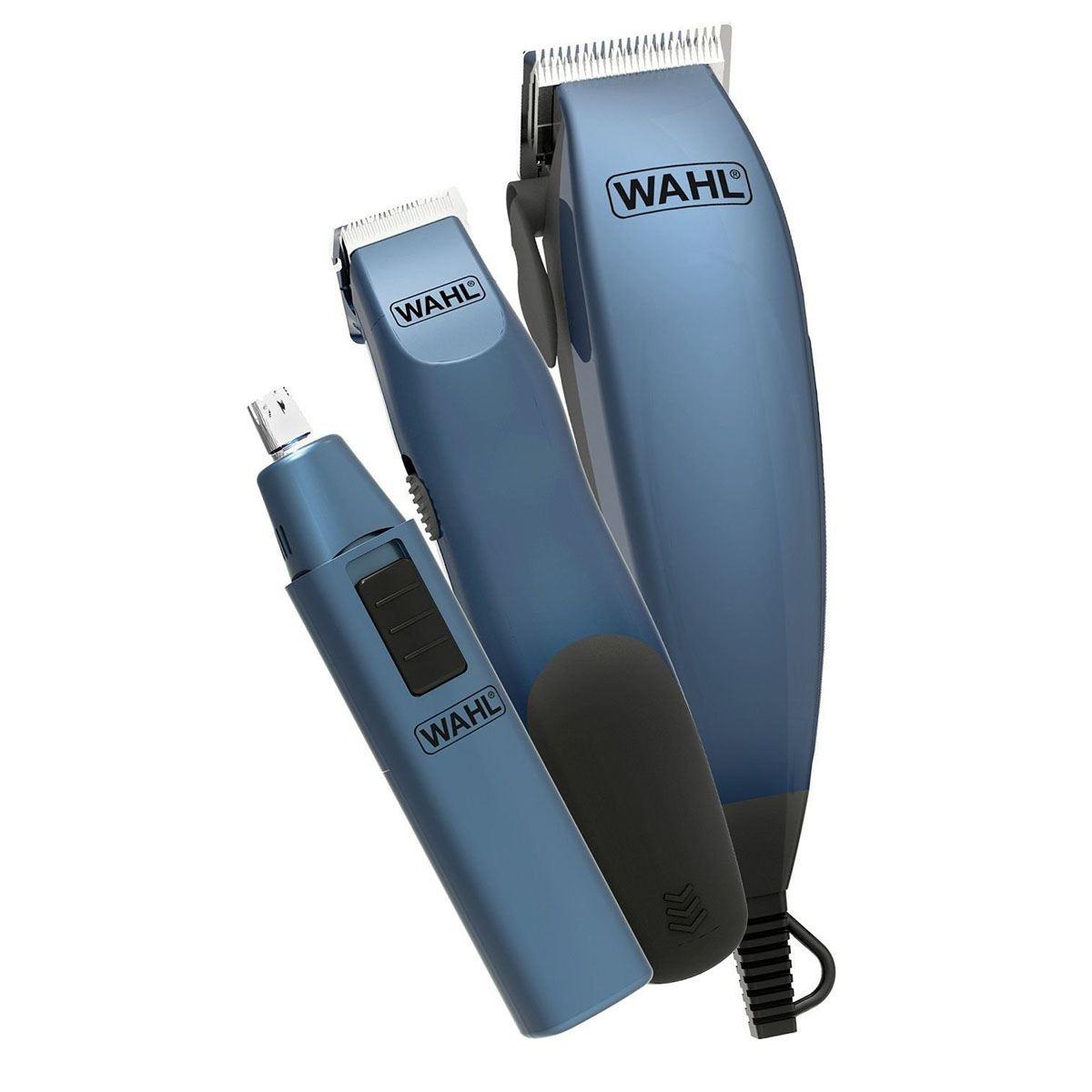 wahl 79305 2817 mens beard shaving clipper trimmer grooming kit valentines gift. Black Bedroom Furniture Sets. Home Design Ideas