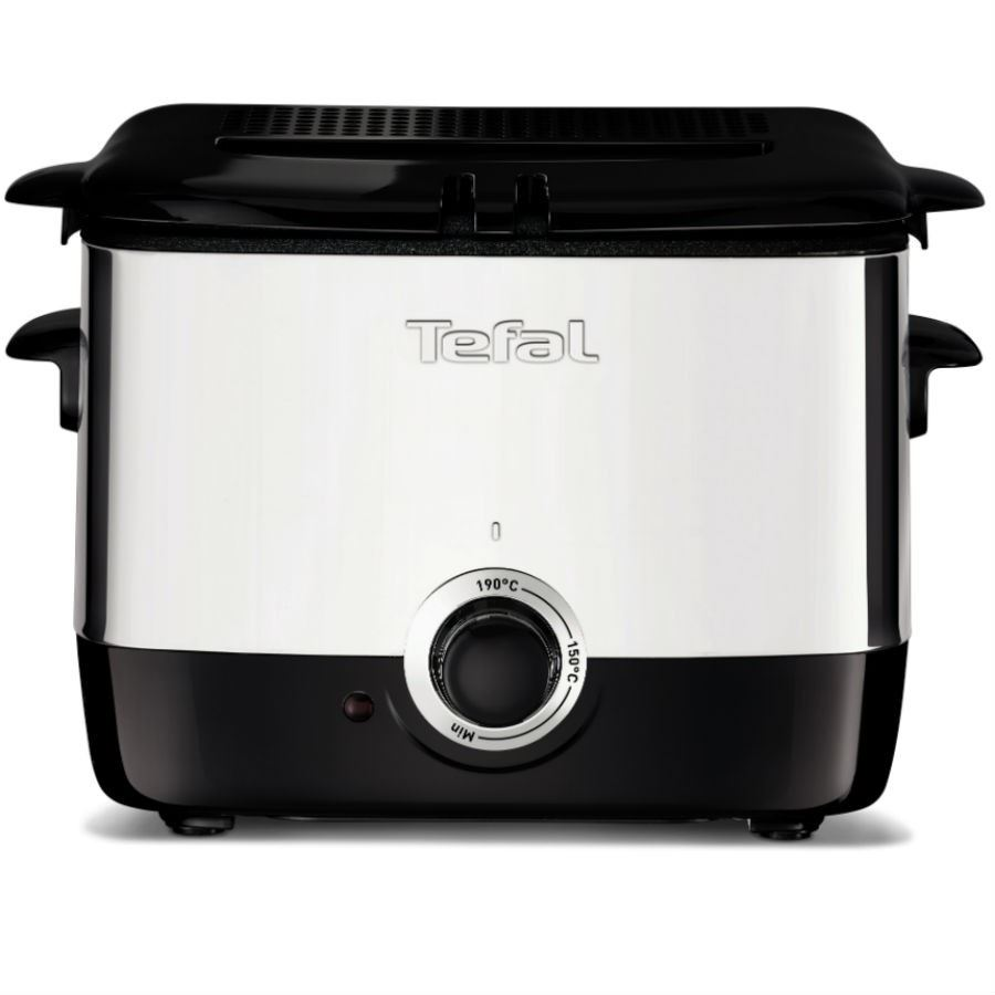 tefal ff220040 non stick 1000w mini deep fat chips fish. Black Bedroom Furniture Sets. Home Design Ideas