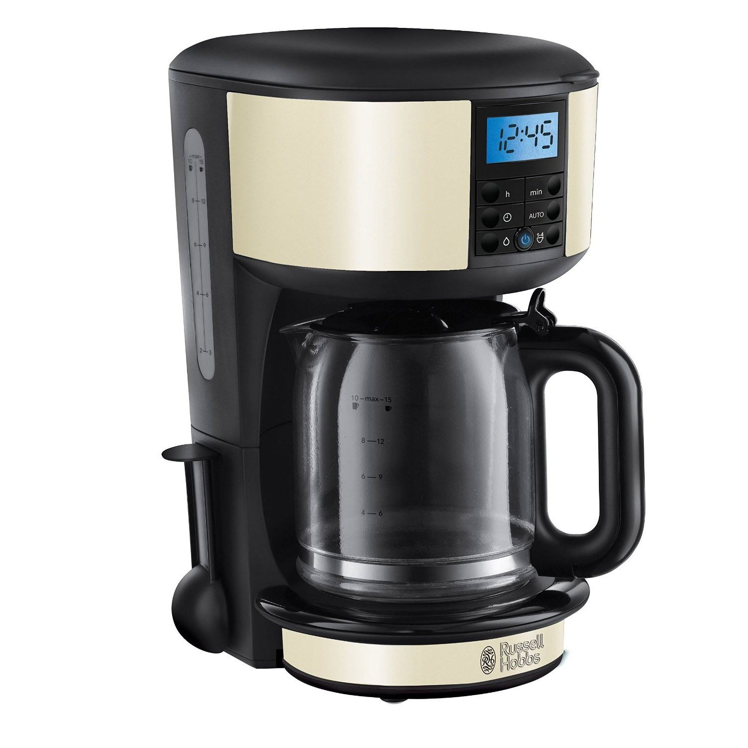 Russell hobbs 20683 electric 10 cup legacy filter coffee New coffee machine