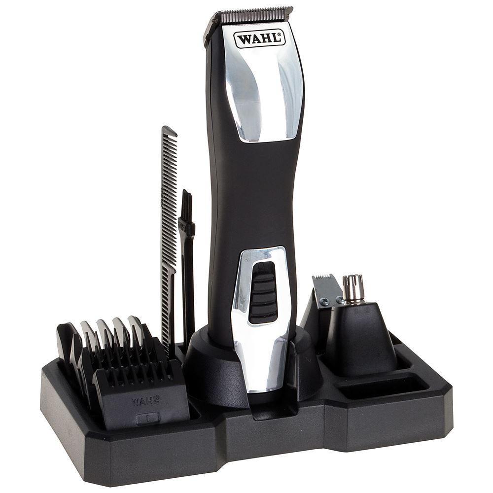 wahl men 39 s electric rechargeable hair clipper trimmer shaver new 50371270. Black Bedroom Furniture Sets. Home Design Ideas