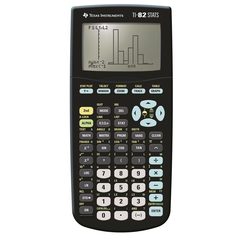 Online Wedding Gift Calculator : ... TI-82 STATS Graphic Scientific Statistical Data Calculator New eBay