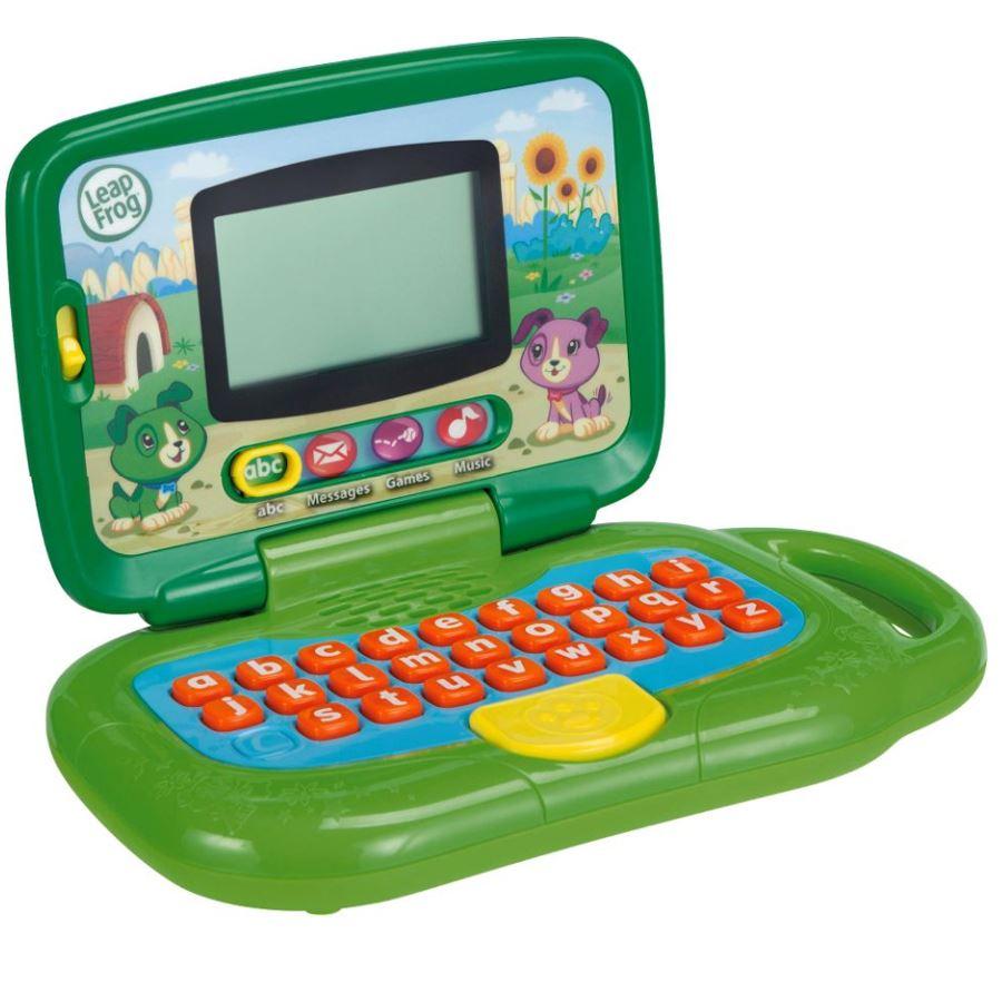 Educational Toys For Toddlers 2 4 : Leapfrog kids children my own leaptop laptop