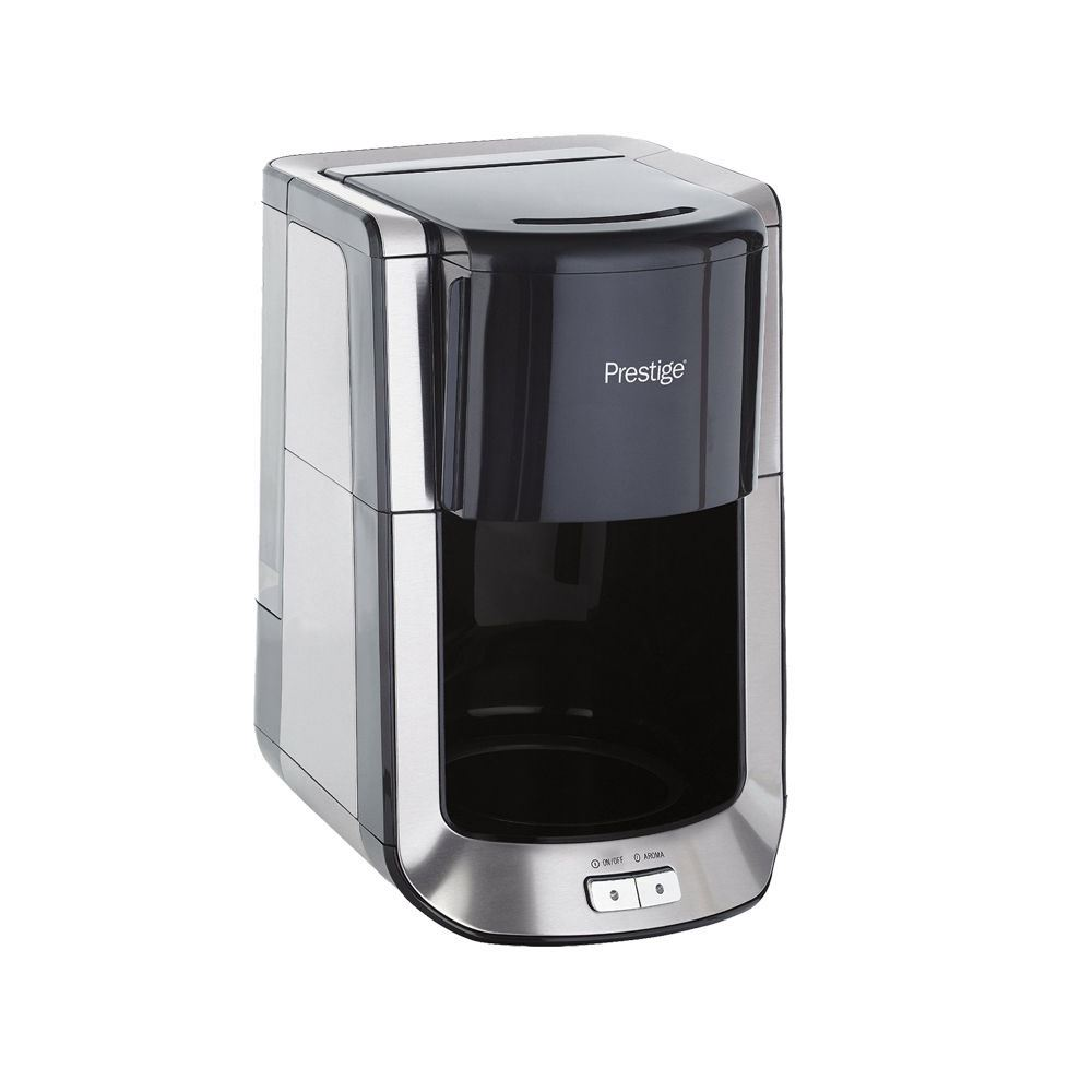 Coffee Maker With Metal Filter : Prestige 59902 Stainless Steel 10 Cup Filter Coffee Maker Machine New eBay