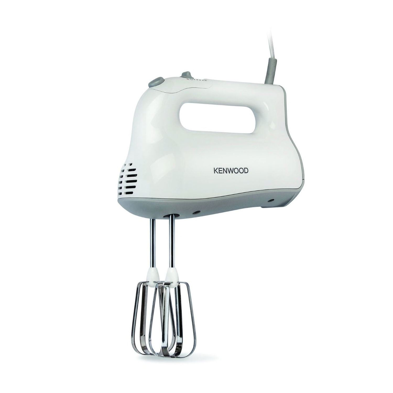 Electric Hand Mixer ~ Kenwood hm white speed electric hand held mixer whisk