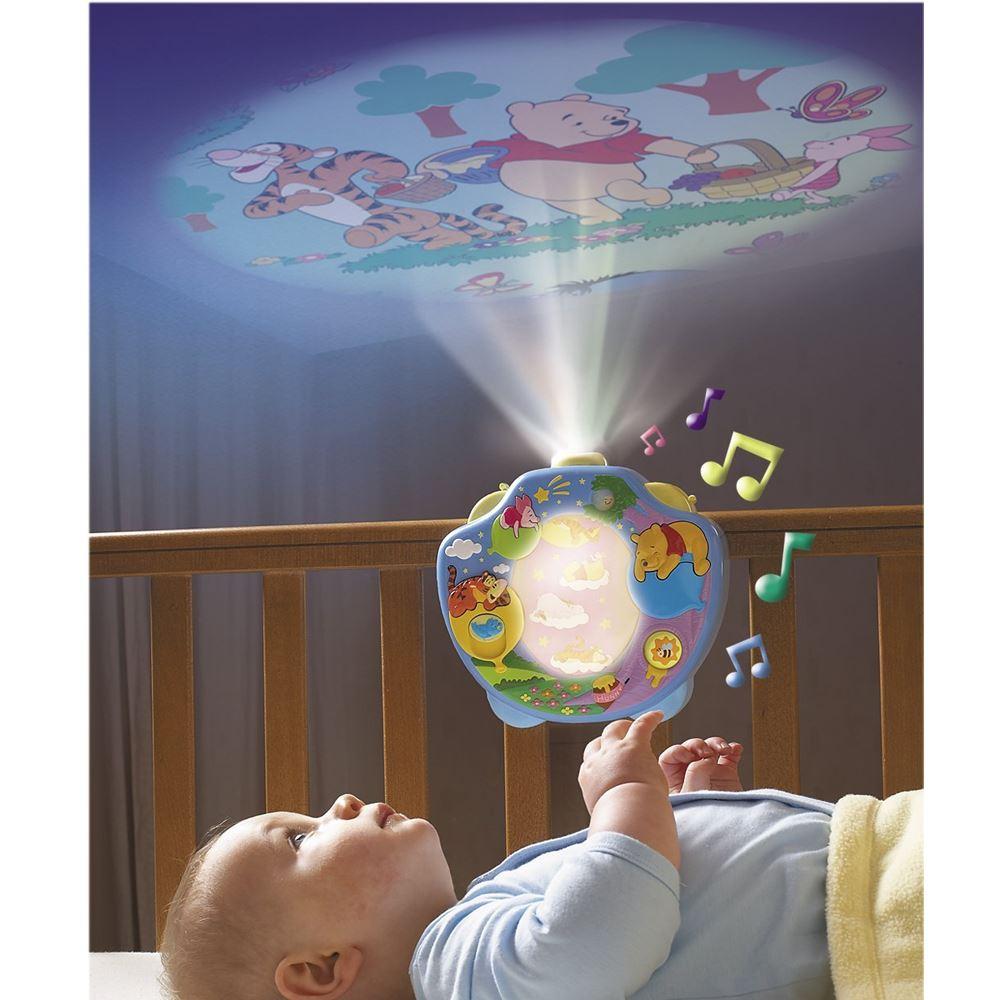 Tomy 2015 Winnie The Pooh Sweet Dreams Lightshow Baby
